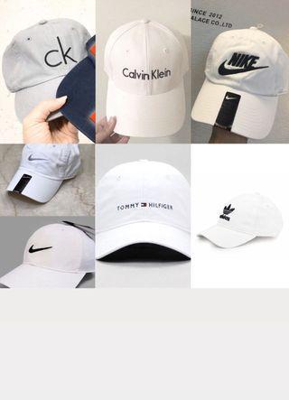 各品牌老帽