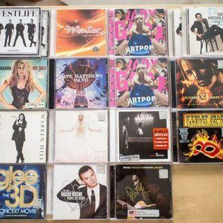 Many Original CDs 2!