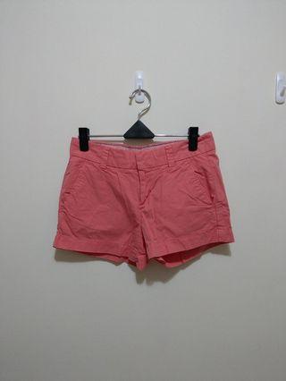Uniqlo棉質卡其短褲