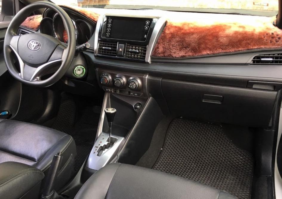 2014 Toyota Yaris 1.5L