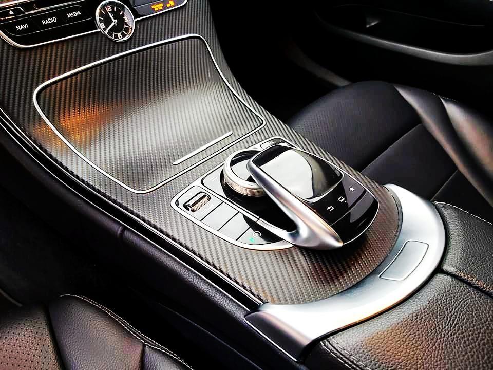 2016年C63套件.整度吸睛度破錶.這台W205 C300就帥氣.真的好車別錯過