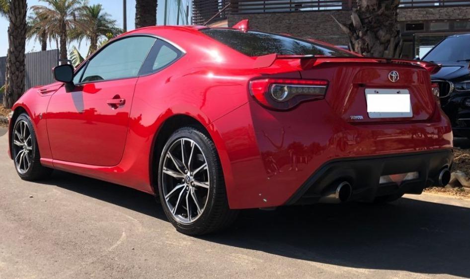 2017 Toyota 86 2.0L
