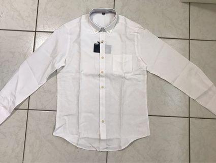 長袖襯衫 襯衫