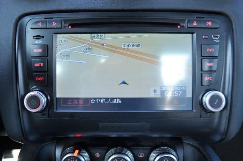 售 總代理 11年AUDI TT S LINE