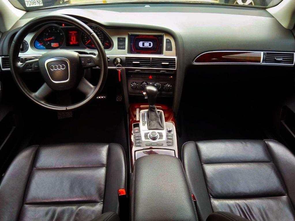 披著羊皮的狼 成熟的外表下藏著一顆熱血的心  2007年 AUDI A6 2.0 TFSI 新車價200多萬進口豪華房車 #僅跑8萬公里 #現在國產價格即可入主