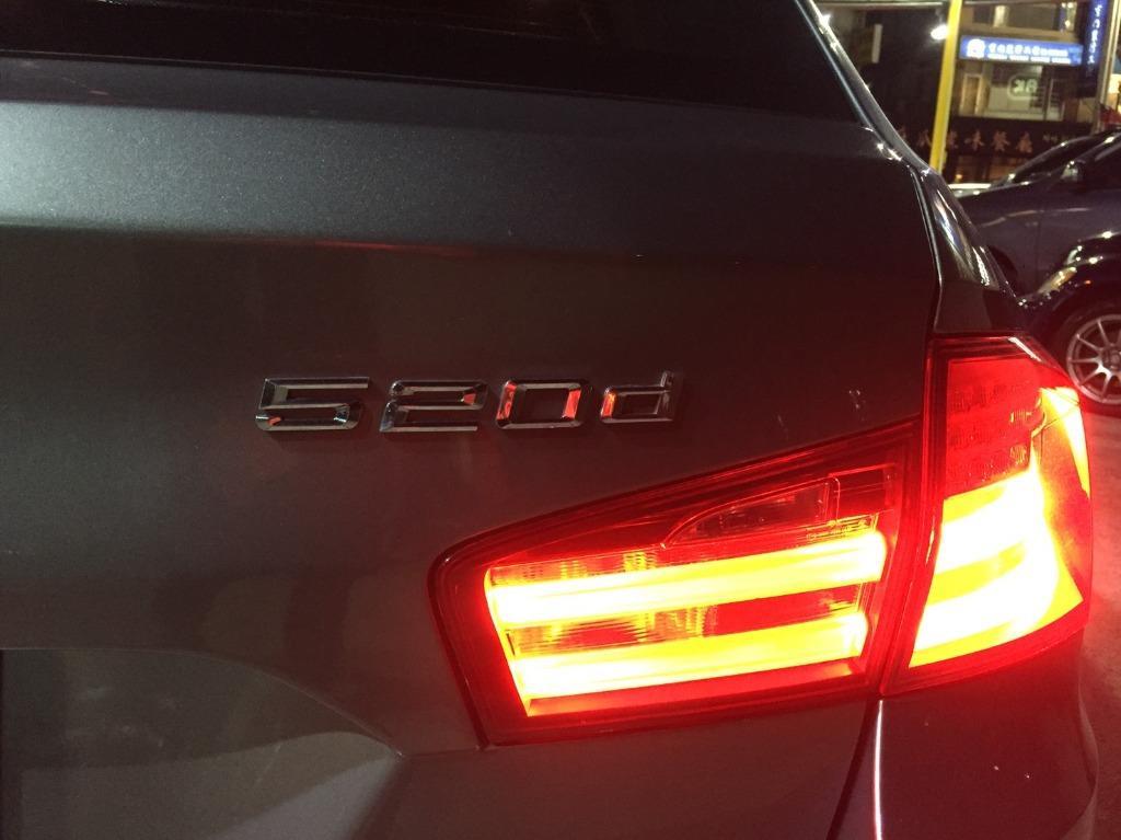 柴油鋼彈 霸氣外漏 2011年 BMW 總代理 F11 520D Touring (旅行式)  動力與豪華的結合 BMW 大5系列 寬敞豪華旅行車
