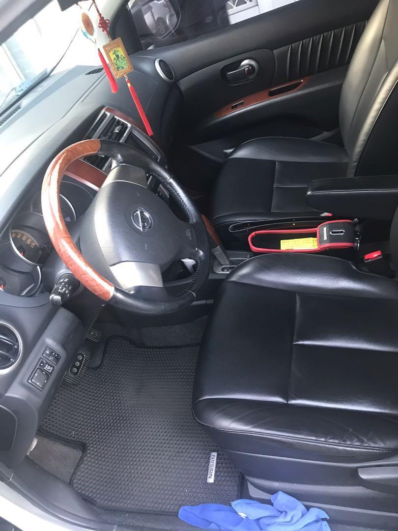 (自售)一手車 日產Nissan 7人座 LIVINA 超完美外觀 漂亮內裝