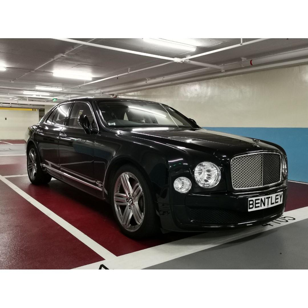 BENTLEY MULSANNE 2013年