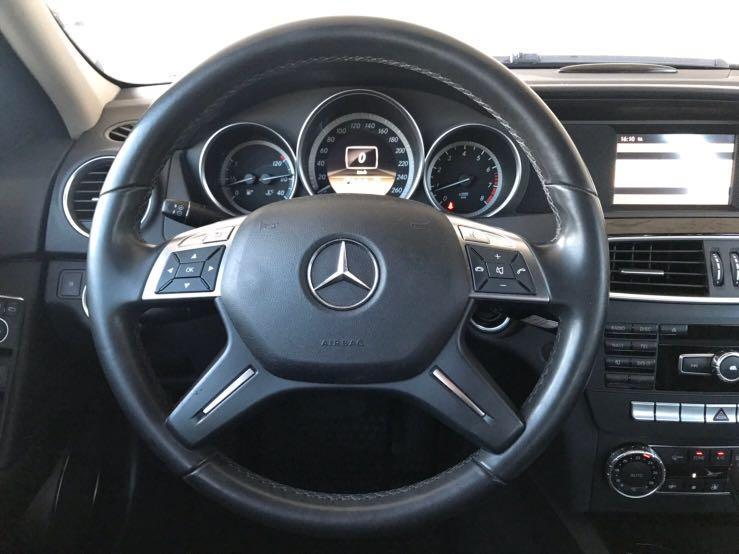 Benz 2011年 C180 小改款