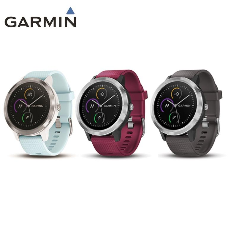 Brand New Brand New Garmin Vívoactive 3 Element Smart Watch Smart Band Sports Activity Tracker With Full Kit Set and 2 Years Warranty