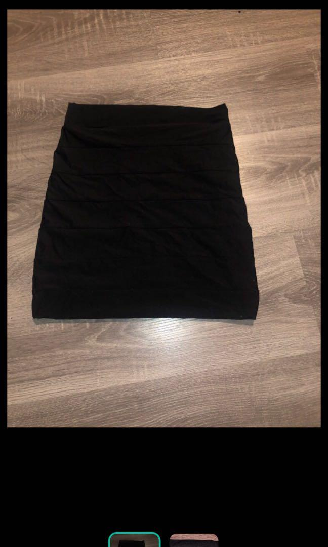 Brand new without tags Kookai bandage skirt size 1 (6-8)