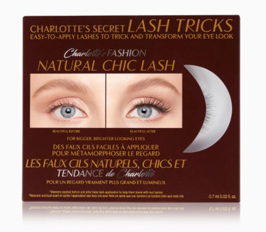 Charlotte Tilbury FASHION NATURAL CHIC LASH RRP$29