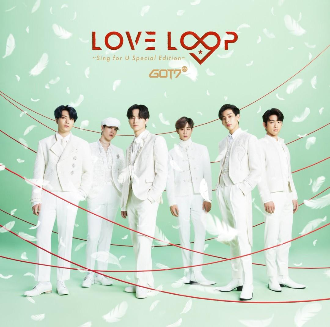 GOT7 - Love loop : Sing for you (special edition)  Japanese