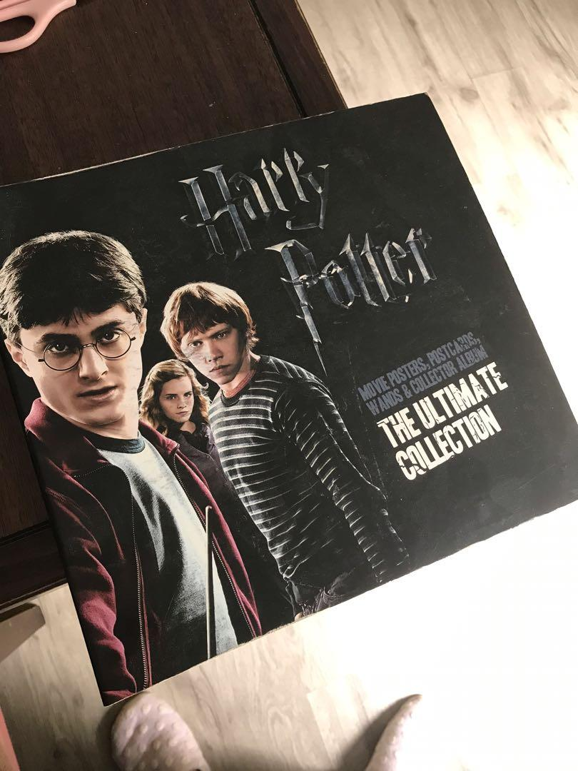 Harry Potter - The Ultimate Collection LIMITED EDITION