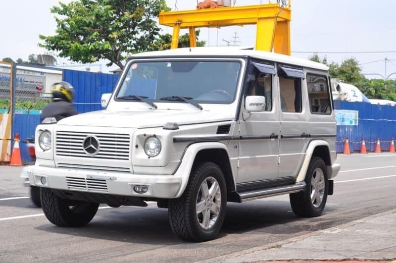 售日本平行輸入🇯🇵外匯進口M.Benz G500  I ❤️ G class   年份:2008 品牌:M.BENZ 型式:G500  里程:40000km