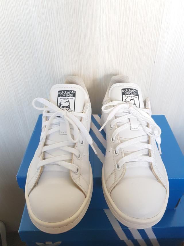 Orig Adidas Women Stan Smith Ortholite