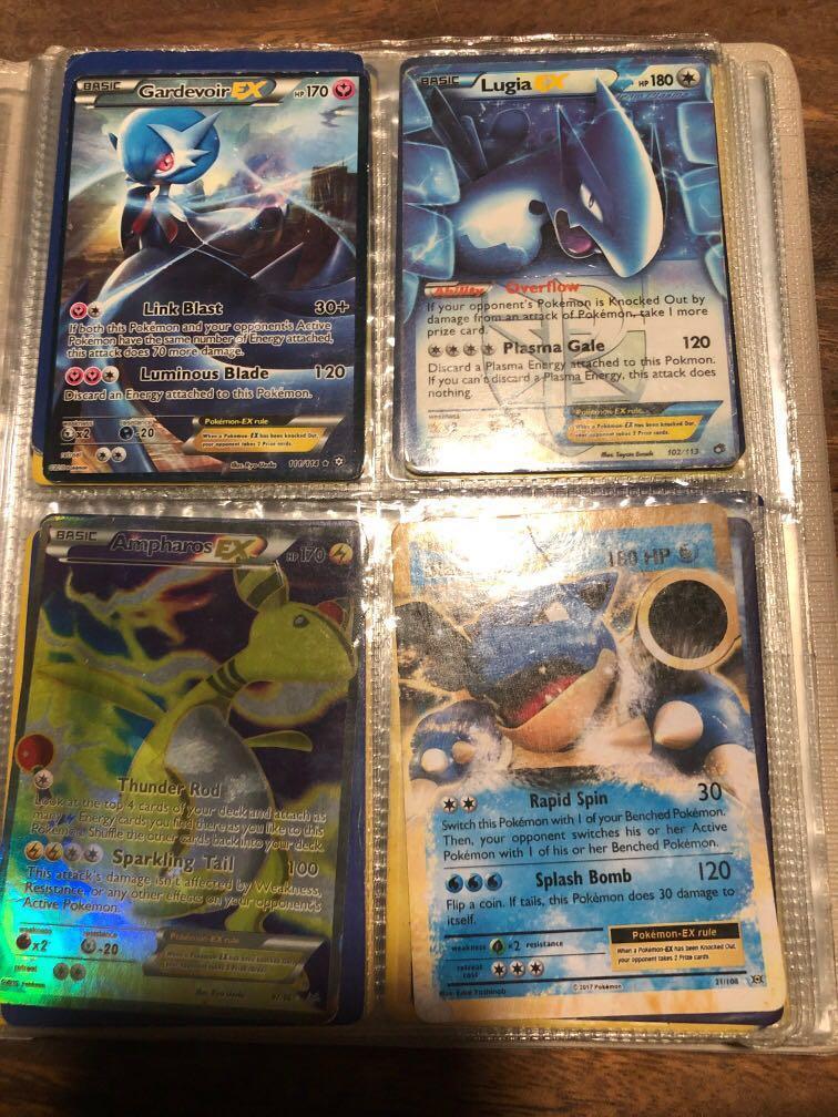 Selling Pokemon Cards