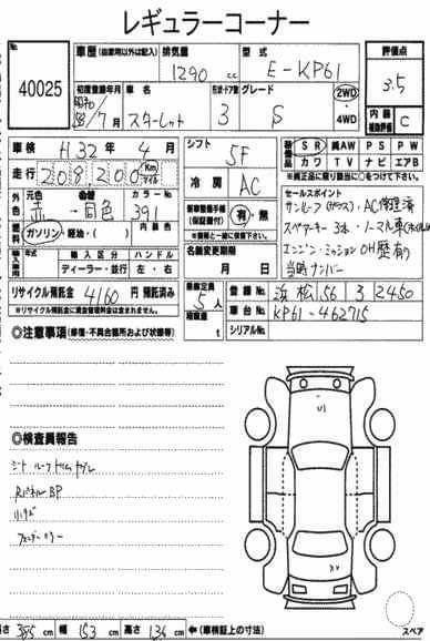 Toyota starlet 1983價錢面議