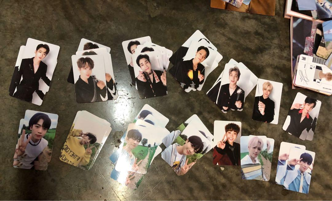 WTS OFFICIAL X1 ARCARD / BOOKMARK / STANDEE / ALBUM / SHOWCON / KIHNO