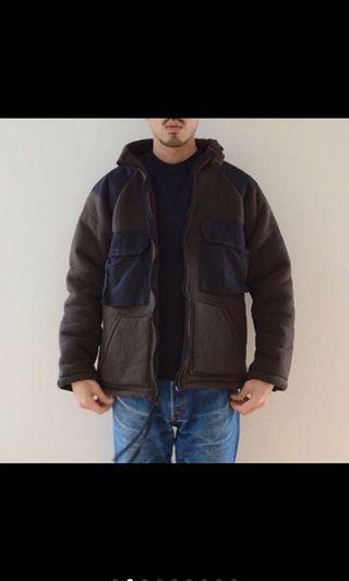 古著-美軍公發 Vintage US ECWCS level3 liner jacket