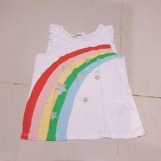 Atasan Rainbow HnM sz 8thn