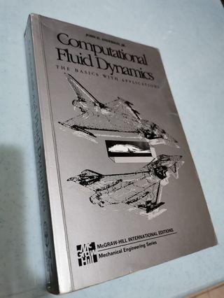 Computational Fluid Dynamics by John D. Anderson