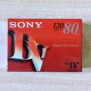 Sony Mini DV cassette