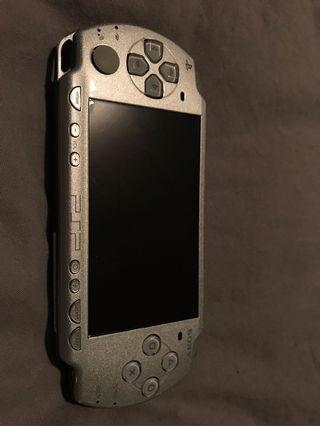 PSP with Games and Shows
