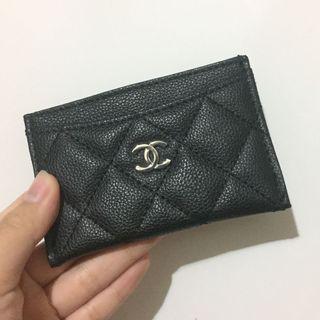 [二手]香奈兒贈品票卡夾