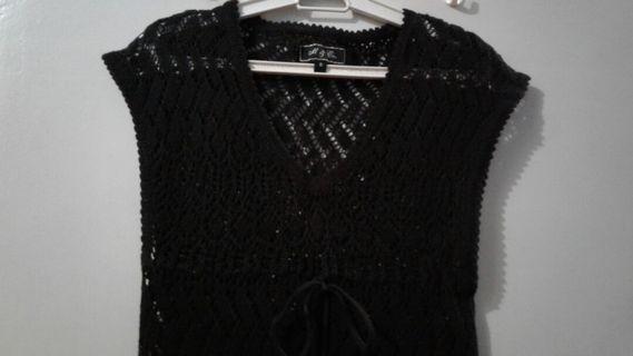 M & Co. crochet top