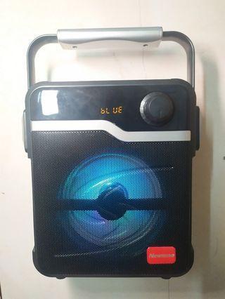 紐曼(Newmine)K70藍芽音響 (9成新)