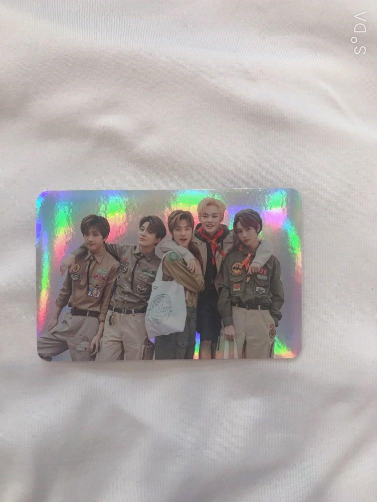 [ LOOSE ITEM ] NCT Dream Summer Package Holo Photocard