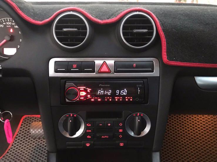 Audi A3. 2006年