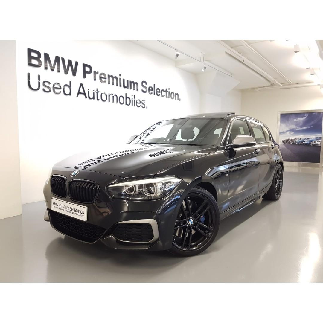 BMW M140iA 2018