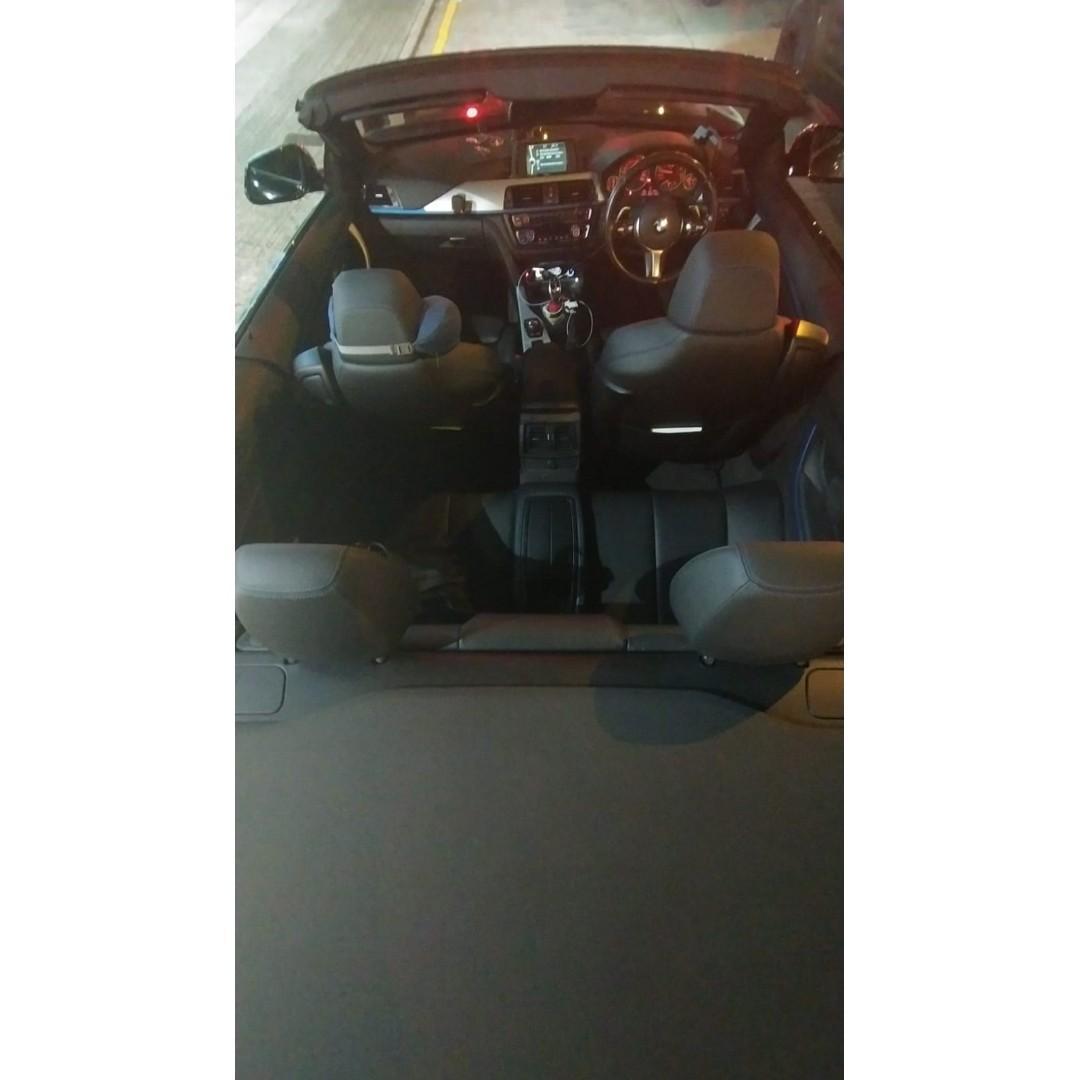 BMW 428I M SPORT CABRIO 2014