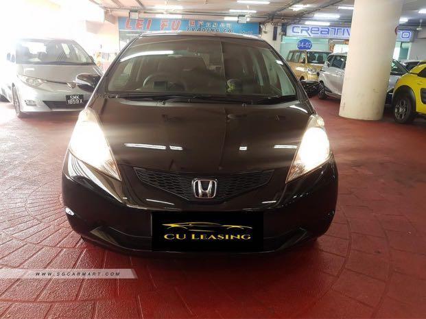 Car rental - Honda Fit