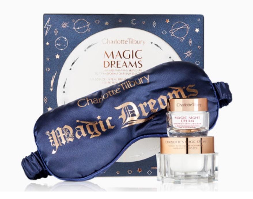 Charlotte TIlbury Magic Cream MAGIC DREAMS SKINCARE KIT RRP$135