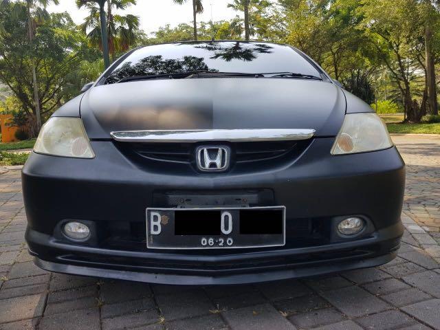 Honda City I-DSI AT 2005,Efisiensi Tinggi Untuk Mobilitas Harian