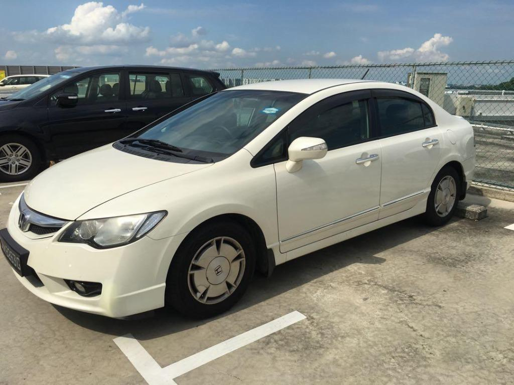 Honda Civic Hybrid from $52 a day