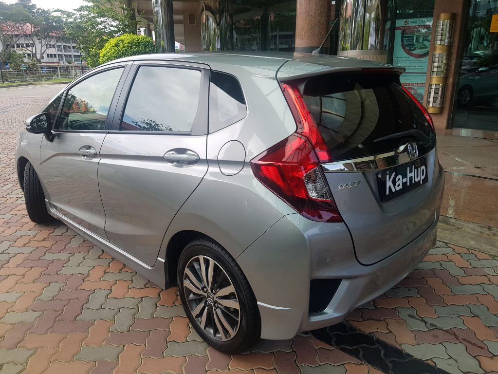 Honda Jazz 1.5 RS Hatchback Auto