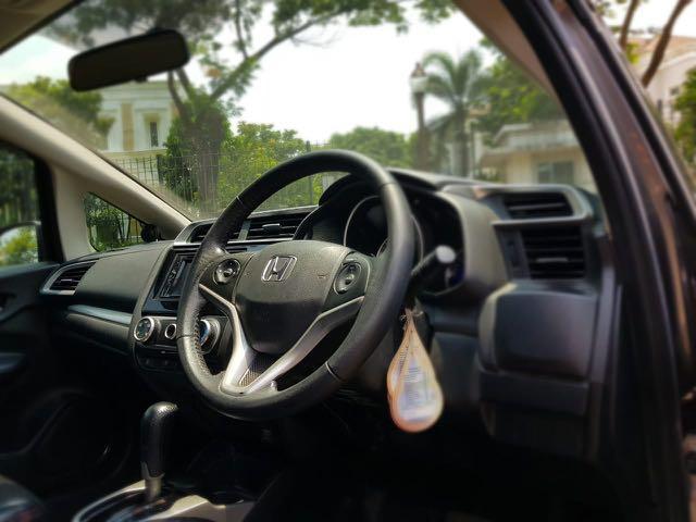 Honda Jazz RS CVT 2014,Sang Idola Muda Mudi Yang Tak Terlupakan