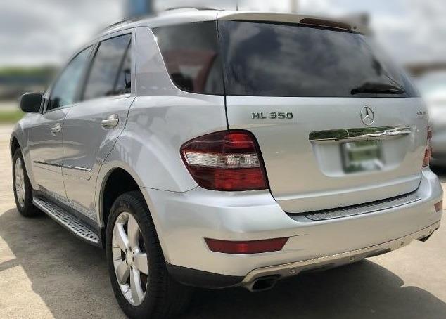 Jc car  2010年 Benz ML350 3.0L 柴油頂級特仕豪華版 滿配 4WD大馬力 豪華超霸氣休旅 車庫車