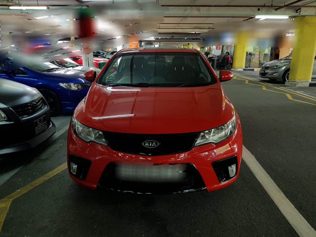 Kia Cerato Forte Koup 1.6 SX SUNROOF Auto