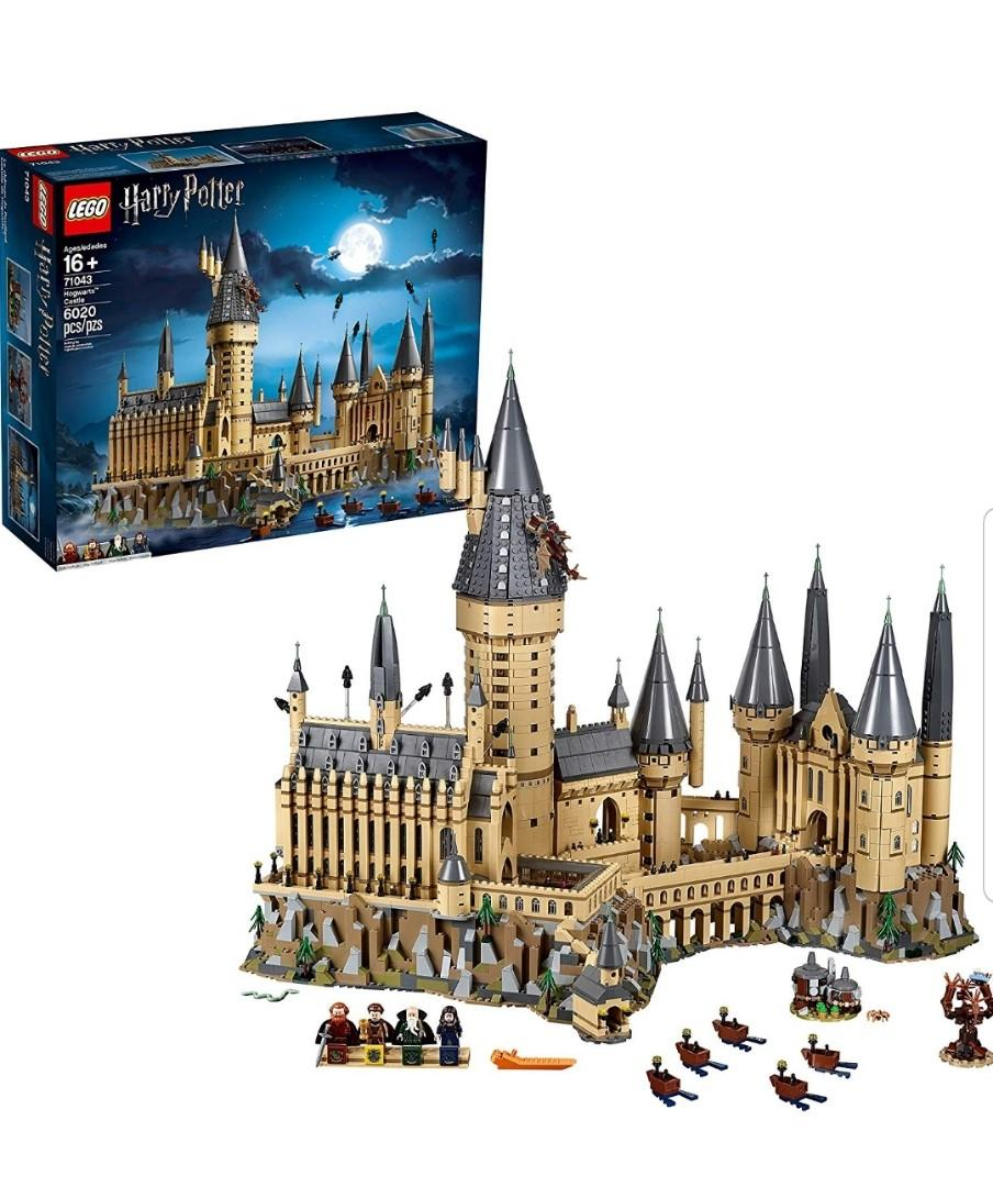 LEGO Harry Potter Hogwarts Castle 71043 Castle Model