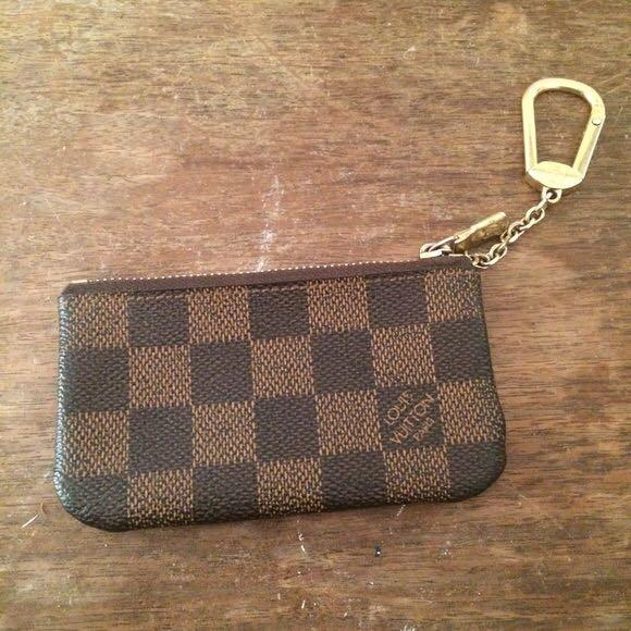 Louis Vuitton key pouch brand new. Got it as a gift