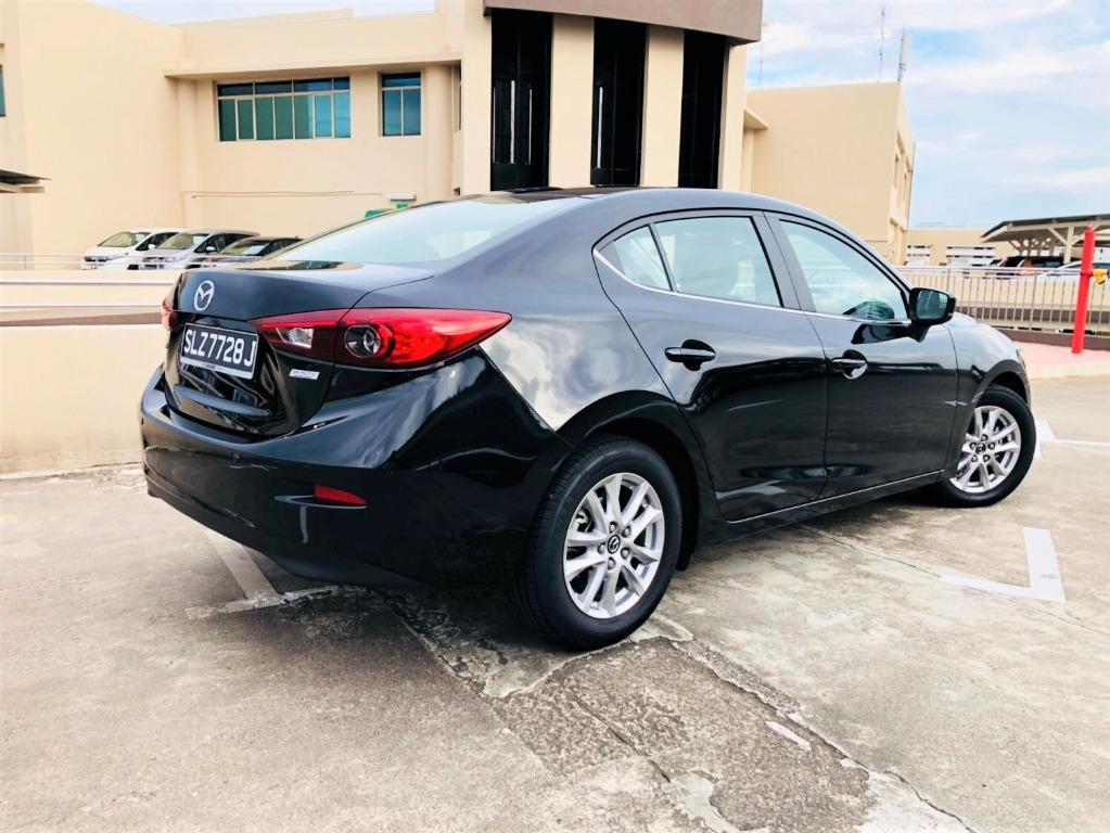 Mazda 3 1.5A Skyactiv