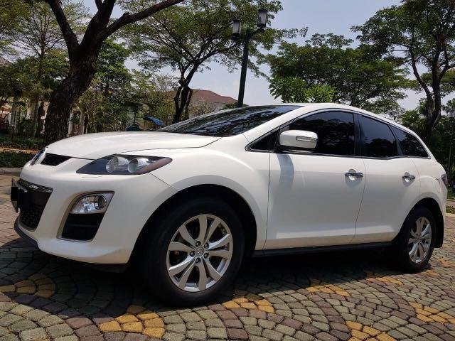 Mazda CX-7 GT AT BOSE 2011,SUV Premium Yang Terjangkau