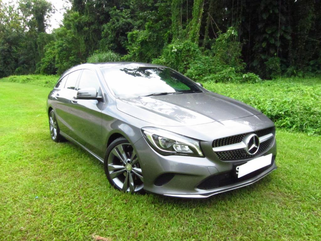 Mercedes-Benz CLA-Class CLA180 Shooting Brake Auto