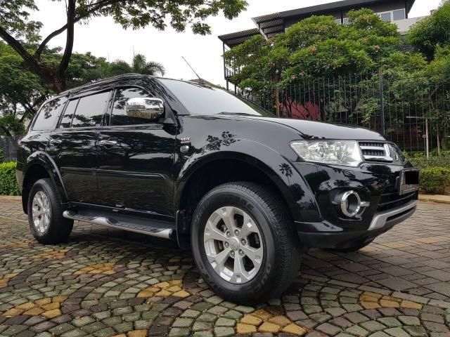 Mitsubishi Pajero Sport Dakar AT 2WD Diesel 2015,Penjelajah Medan Berat Sejati