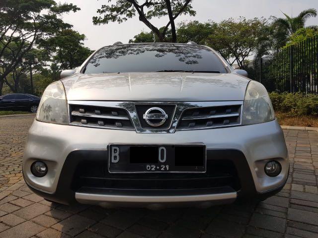 Nissan Livina X-Gear AT 2011,Si Pemberani Yang Memukau